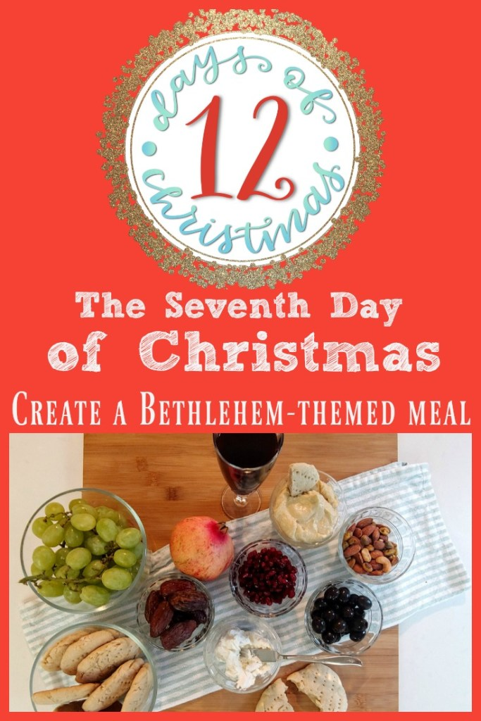 Bethlehem meal pin
