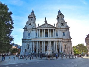 Visit St. Paul's Cathedral in London