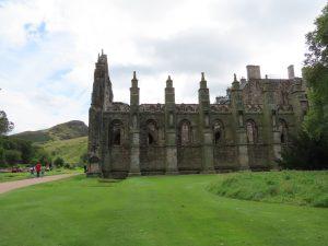 Palace of Holyroodhouse tour