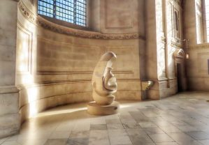 sculpture in St. Paul's Cathedral