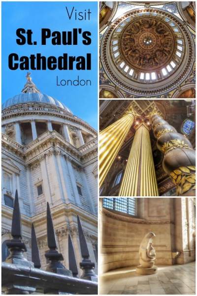 Visit St. Paul's Cathedral