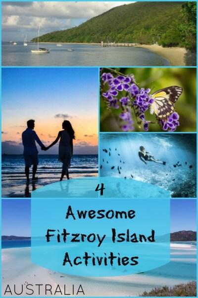 Australia's Fitzroy Island