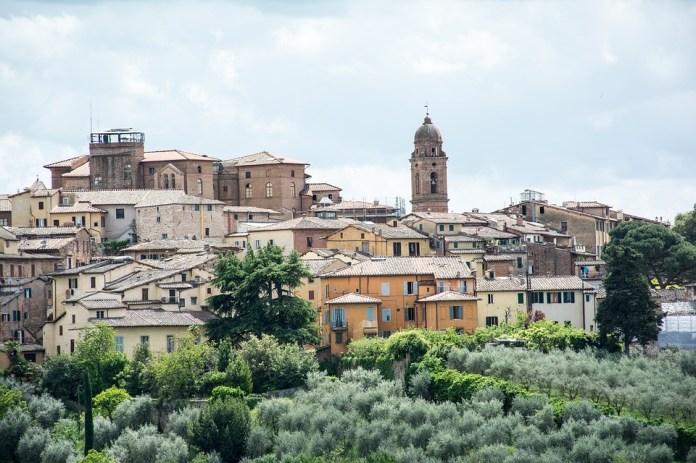 Siena - Tuscany road trip