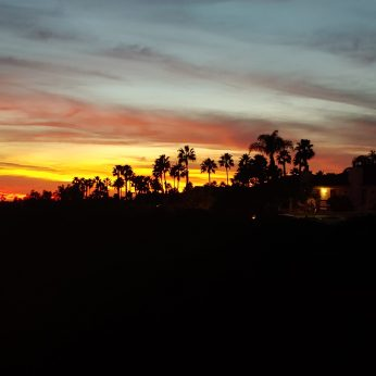 Rancho Penasquitos sunset