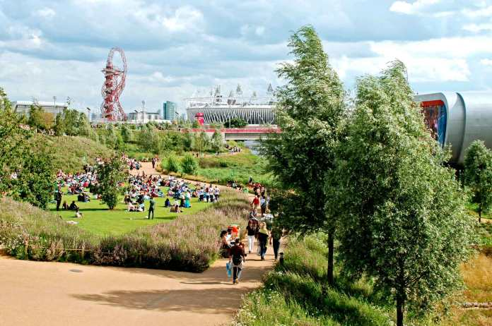 best children's parks in London