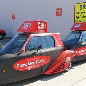 PizzaMan Dan's