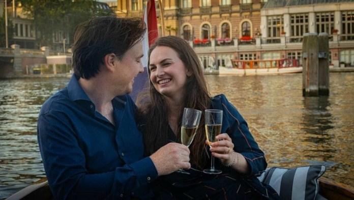 private boat tour in Amsterdam