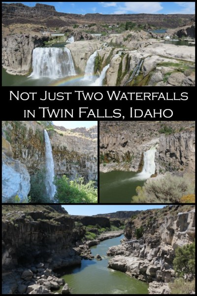 waterfalls in Twin Falls