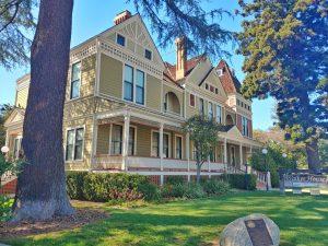 Walker Mansion in San Dimas