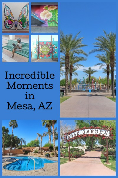incredible moments in Mesa