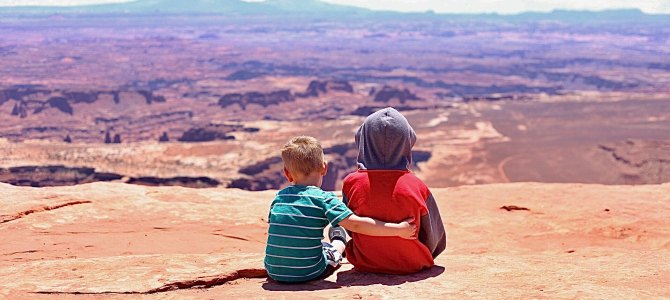 Arches and Canyonlands with Kids