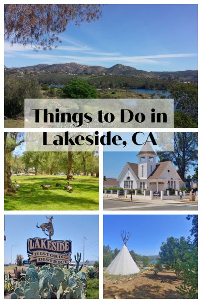 things to do in Lakeside