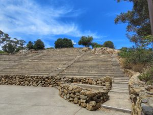 Mt. Helix amphitheater