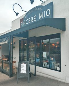 review of Piacere Mio