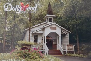 postcard from Dollywood