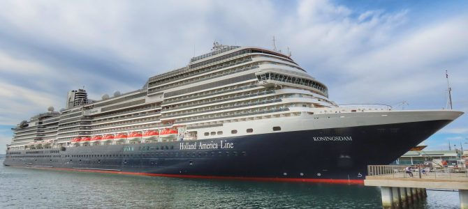 Holland America's Ready for a Cruise — Are You?