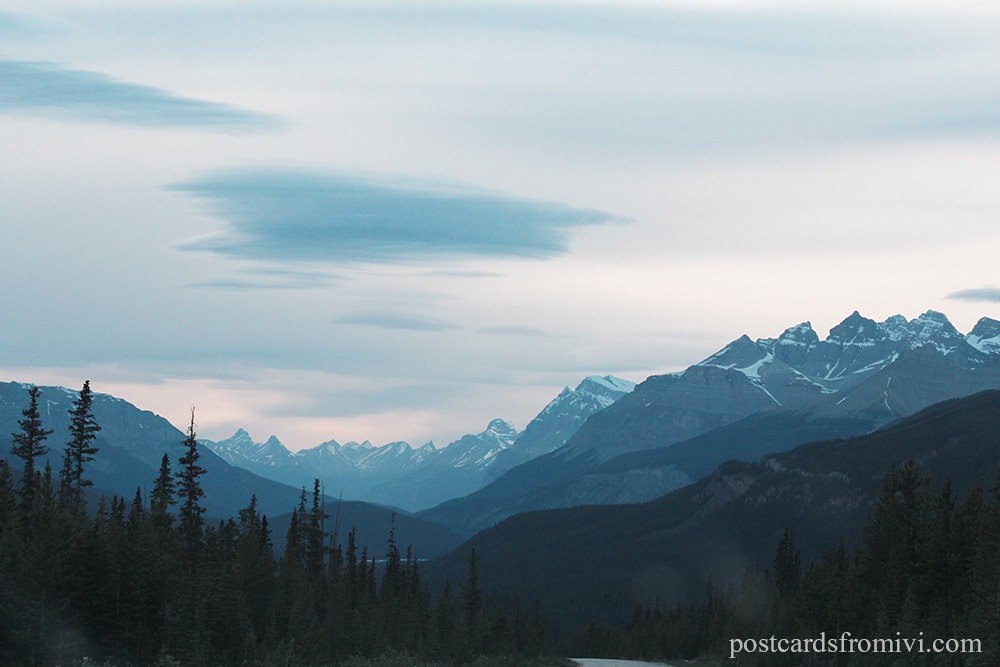 Road Trip to Banff & Jasper National Parks in Canada