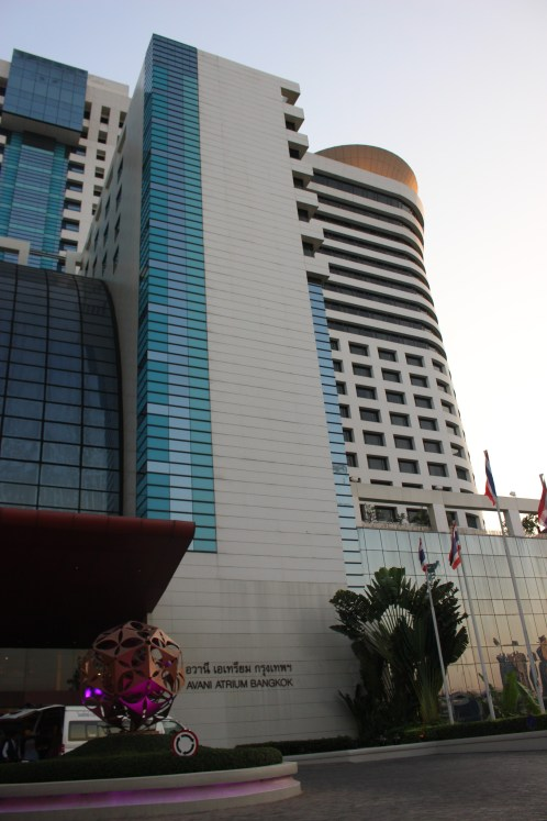 Where To Stay In Bangkok Avani Atrium Bangkok Hotel