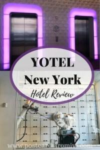 Hotel YOTEL New York review