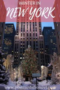How to enjoy winter in New York