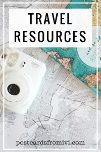 Travel Resources to help you travel cheaper