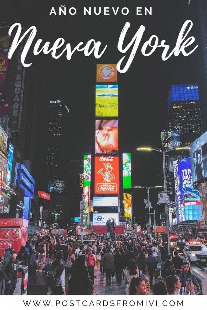 Cómo pasar Año Nuevo en Nueva York
