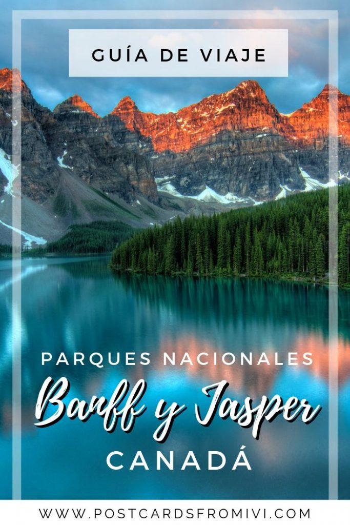 Guia para visitar el parque nacional Banff en Canada