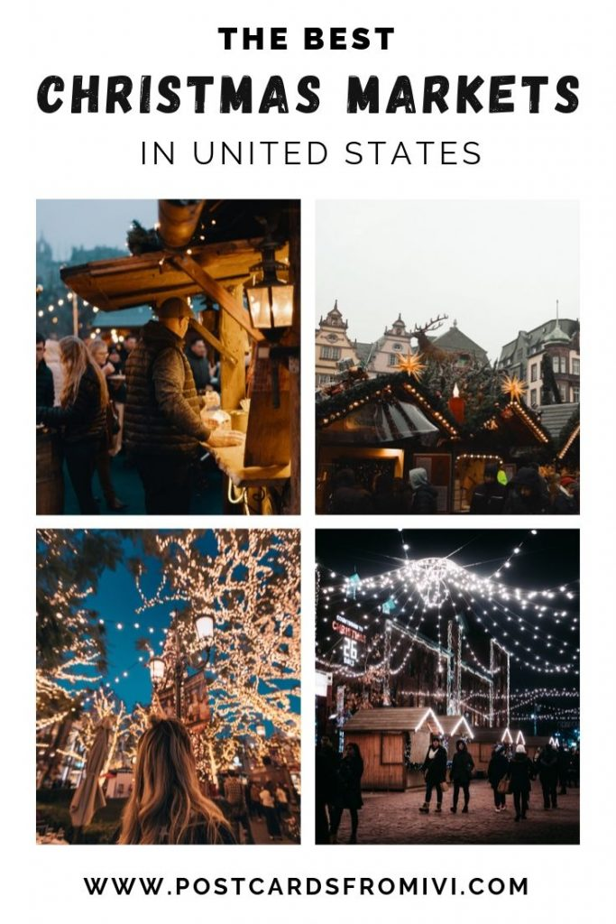 The Best Christmas Markets in the United States you must visit