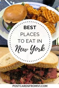 Awesome places to eat in New York for less than $20