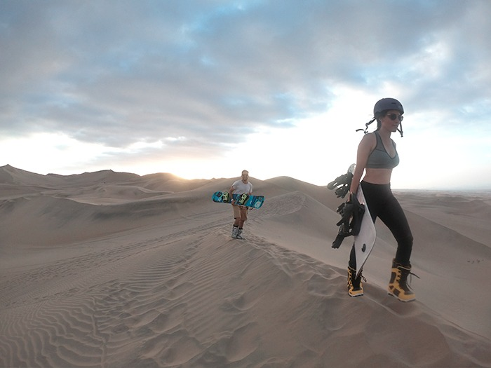 Huacachina sandboarding and buggy tour - Postcards From IvI