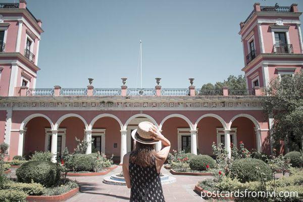 Visita al Palacio San José en Entre Ríos - Residencia de Urquiza