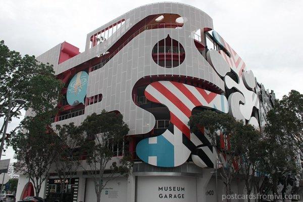 Museum Garage en Miami Art District