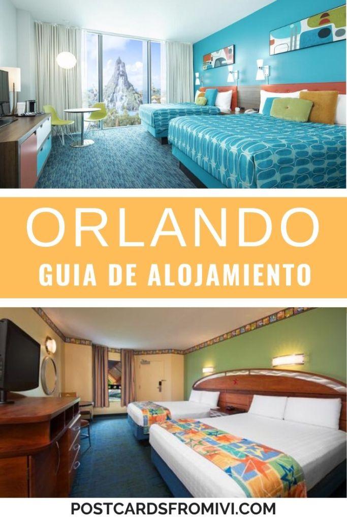 Dónde alojarse en Orlando para visitar los parques