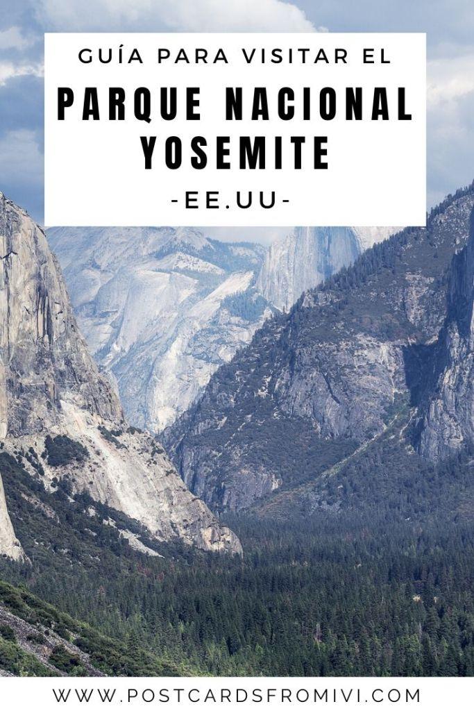 Guia para visitar Yosemite National Park