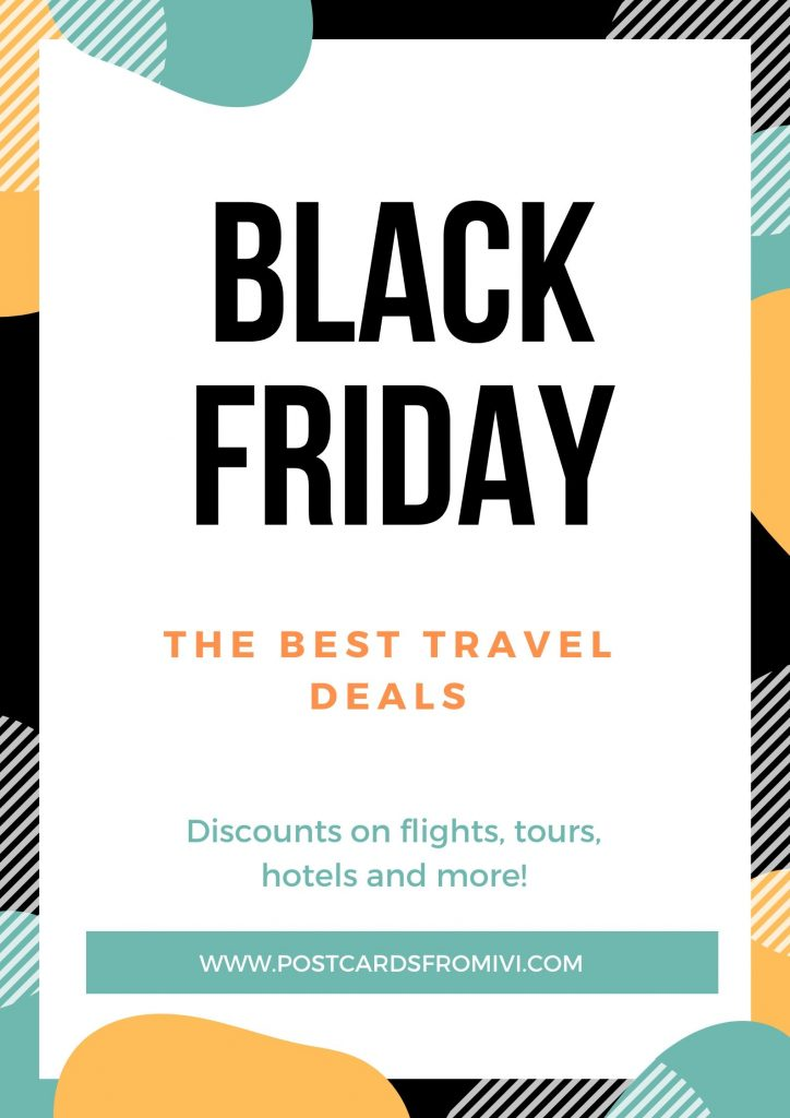Black Friday 2019 Travel Deals