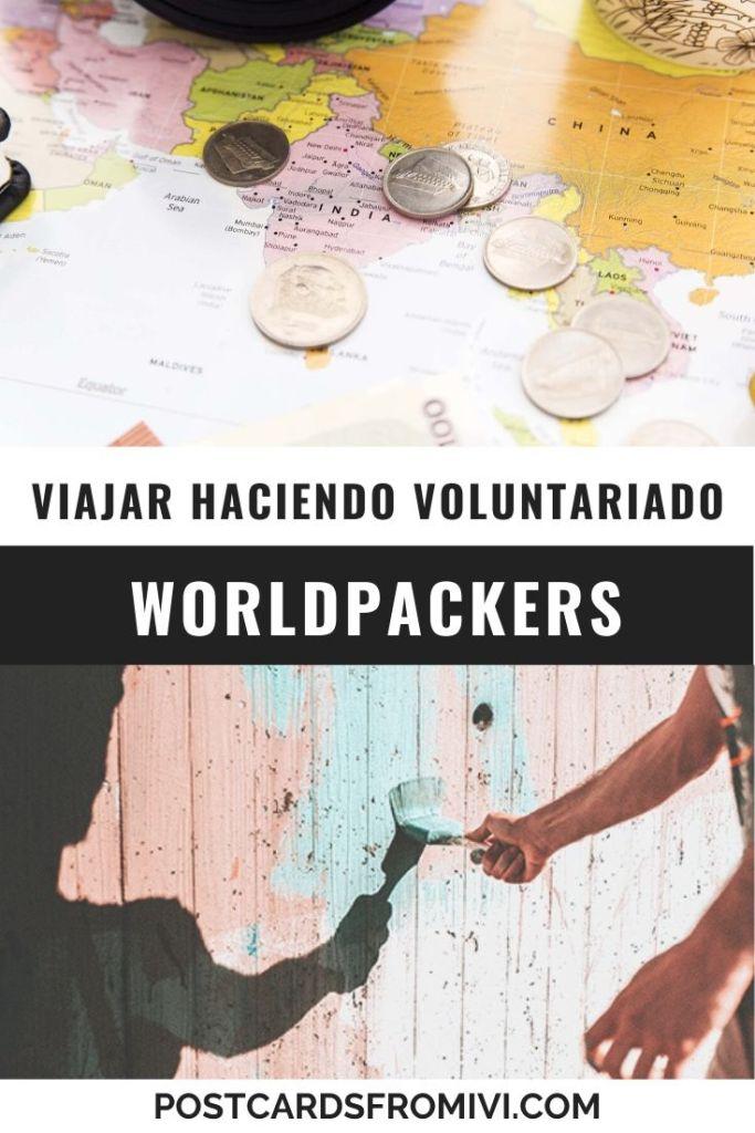 Cómo funciona Worldpackers. viajar por el mundo haciendo voluntariado