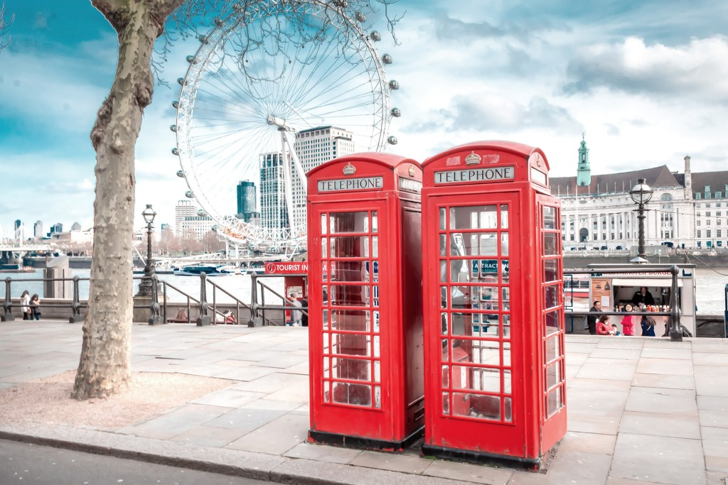 Important London attractions tickets
