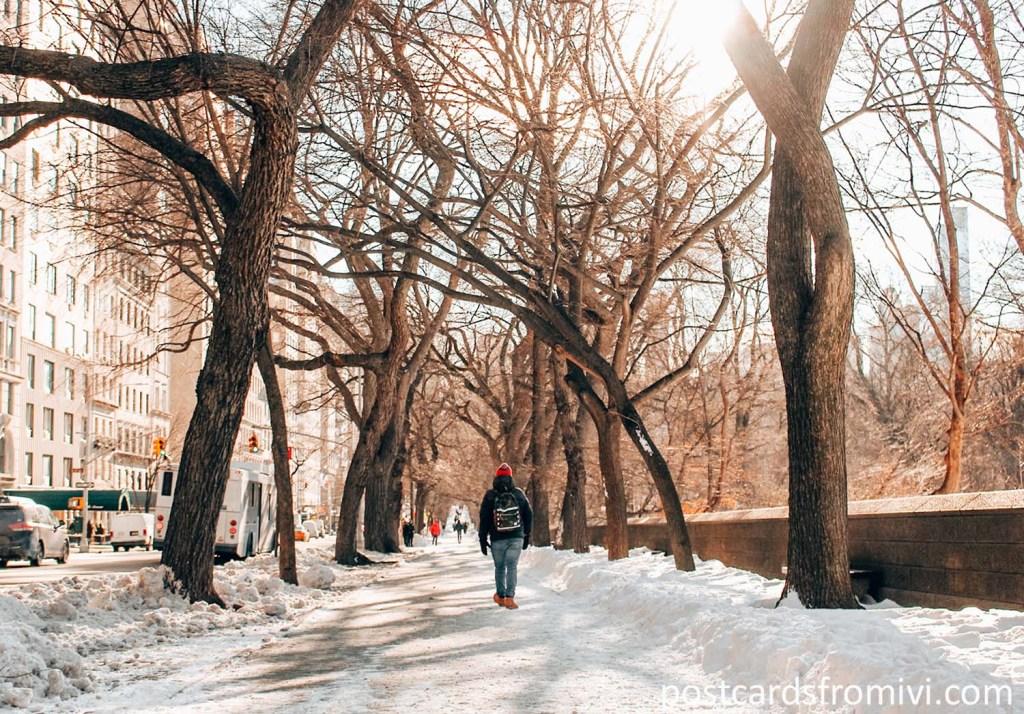 Qué hacer en Nueva York en invierno