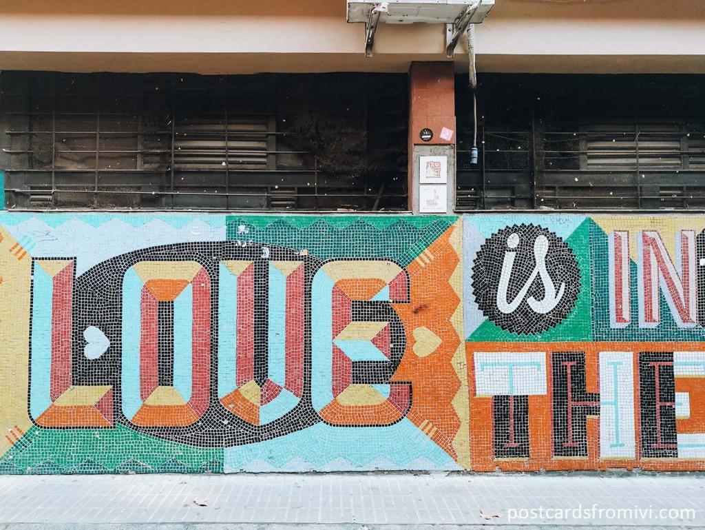 Mejores murales en Palermo
