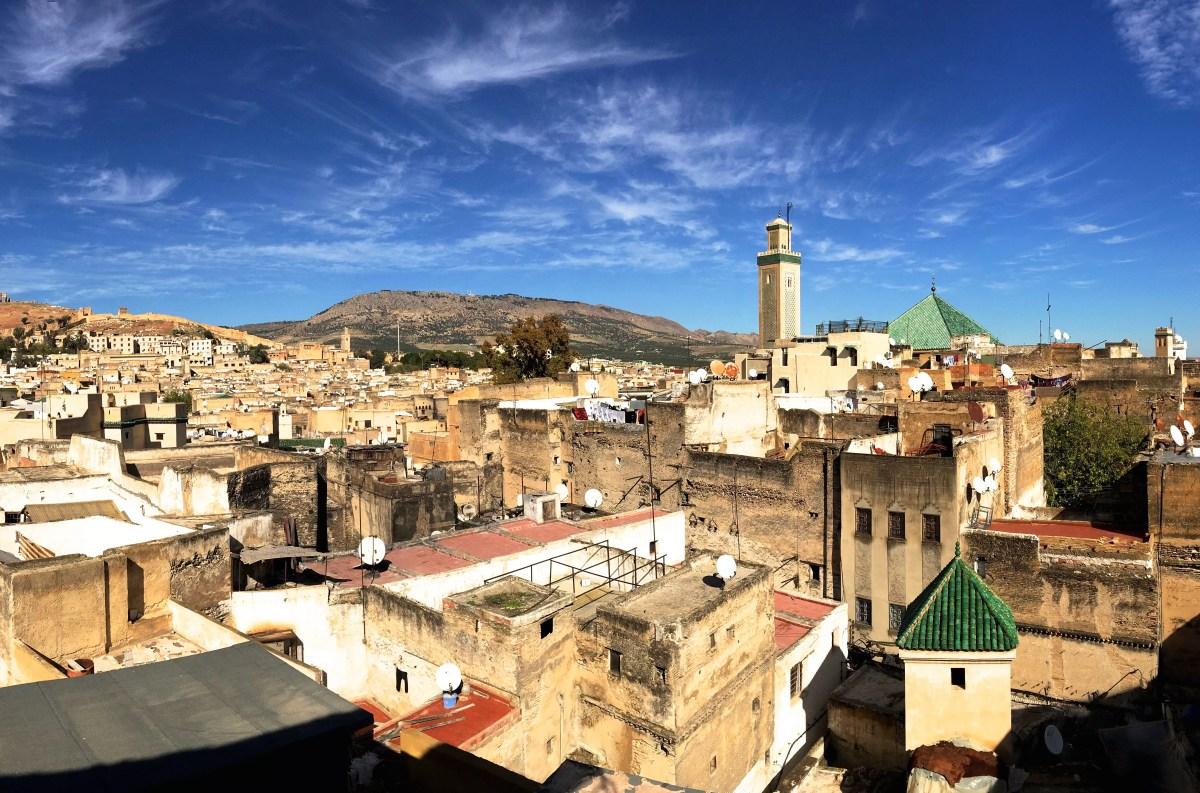 Morocco Beckons: From Frankfurt to Fez