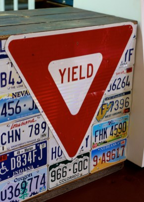 Business-Yield-Sign