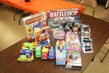Toys-on-Table