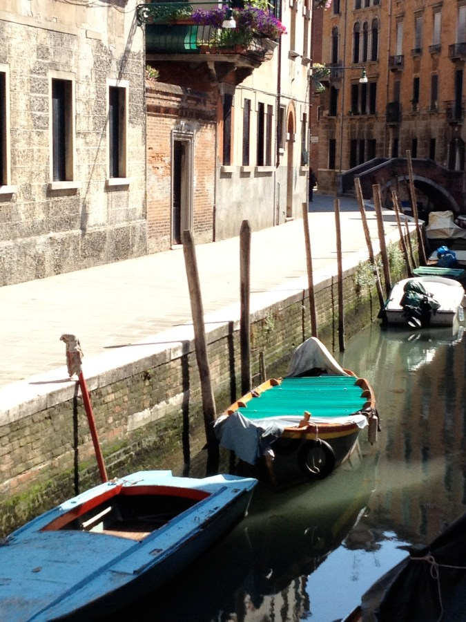Venice - the canals