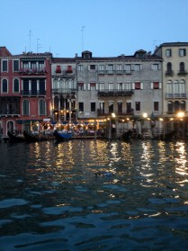 Venice at dusk...magical
