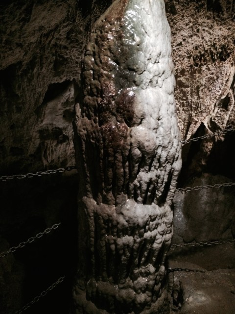 Stalagmites from the millennia!