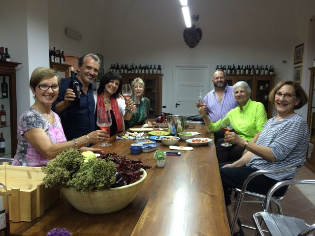 Puglia Fall 2014 - Group WIne