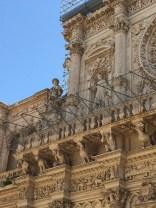 Lecce's Famous St. Croce