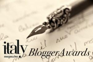 Italy Magazine blogger-awards