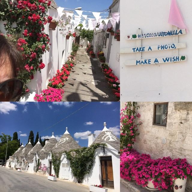 Puglia Alberobello Collage 3