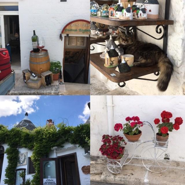 Puglia Alberobello Collage 4